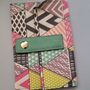 Handbags - Multu colored Card holder